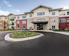 Richfield's Chamberlain apartments recognized by NAIOP